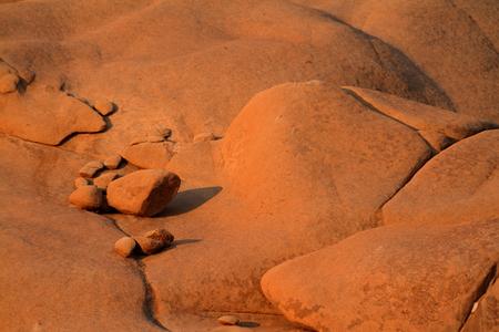 spitzkoppe: Landscape in Namibia