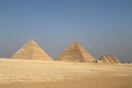 sphinx: The Pyramids and Sphinx of Giza in Egypt