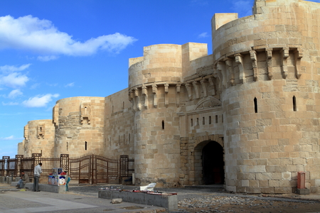 alexandria: The Citadel of Alexandria in Egypteg