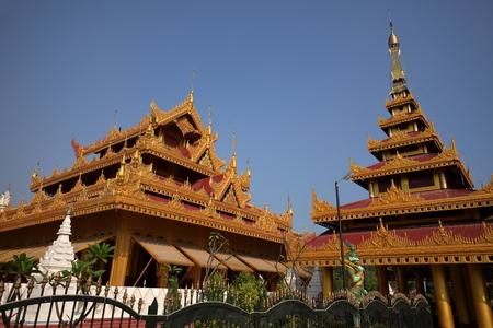 buddhist: Buddhist temples in Myanmar
