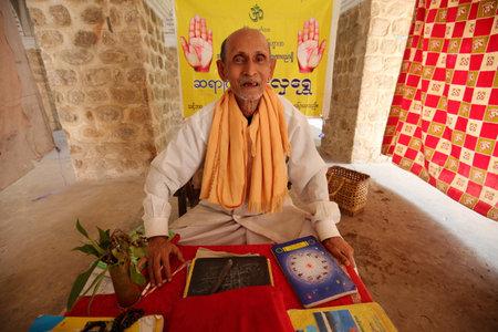 psychics: Psychics in Myanmar