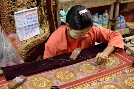 craftsmanship: Craftsmanship in Myanmar