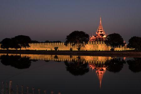 royal: The Royal Palace of Mandalay Editorial