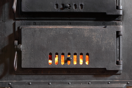 wood heating: for heating wood stove