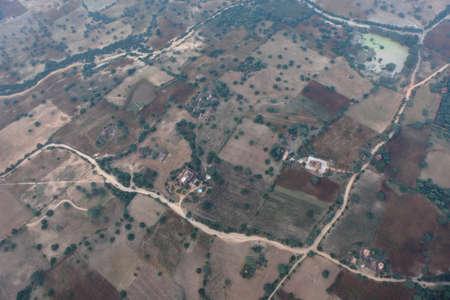 bagan: Landscape at Bagan in Myanmar