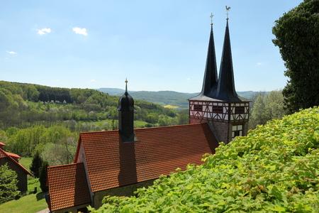 독일의 imbach 교회