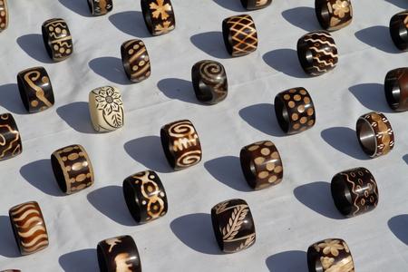 jewelery: Oriental jewelery and finger rings