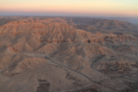 mountain oasis: Landscapes in Egypt