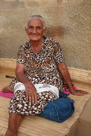 grannies: Old woman from Brazil