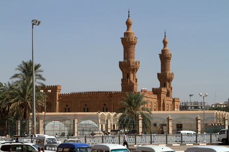 Sudan: The Faruq Mosque of Khartoum in Sudan