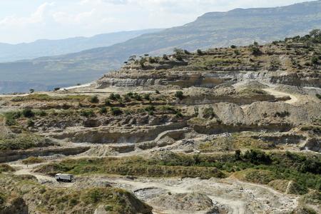 Mine in Ethiopia
