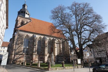 The market church of Eschwege
