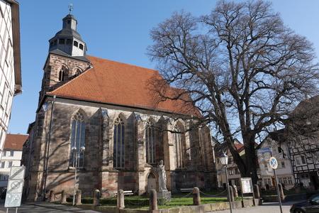 Eschwege의 시장 교회