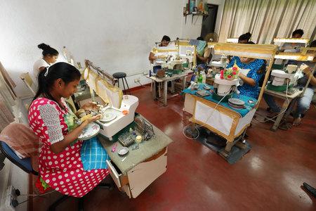 Gemstone Cutting Shop in Ratnapura, Sri Lanka