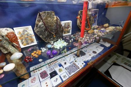Sapphires and gemstones
