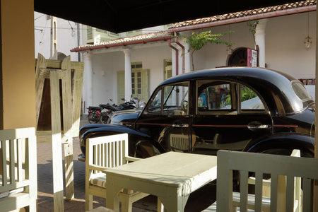 Historical cars in Sri Lanka