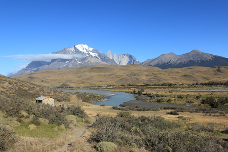 The landscape of Patagonia