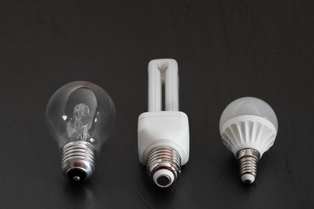 Light sources and light bulbs