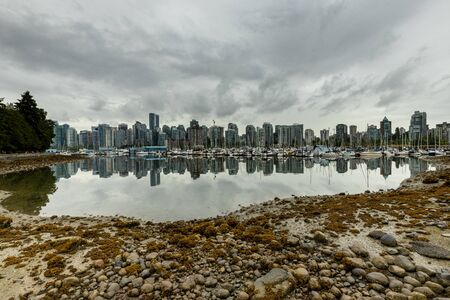 The Skyline and Cityscape of Vancouver