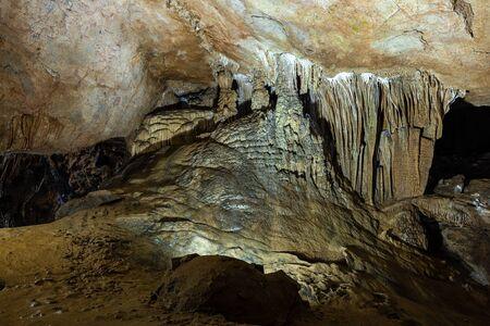 La grotte de Nguom Ngao à Cao Bang au Vietnam