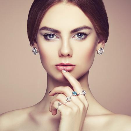 Collage De Belleza Las Caras De Las Mujeres Retrato De La Mujer