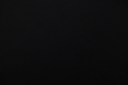 feedstock: Black smooth leather surface as background