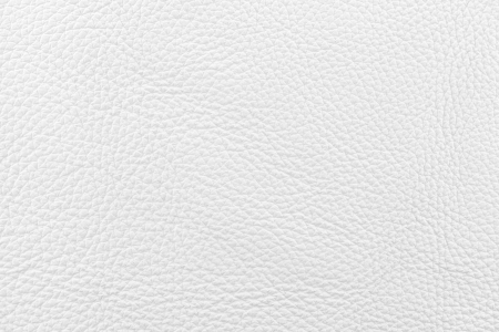 White nappa leather as background