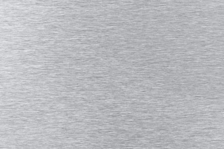 Geborsteld roestvrij staal textuur
