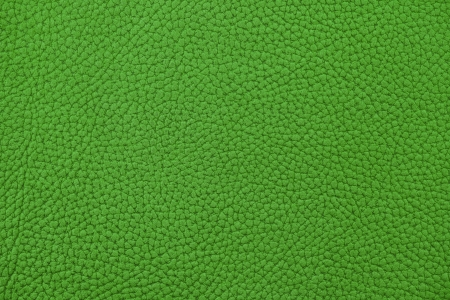Green nubuck leather surface, can be used as background