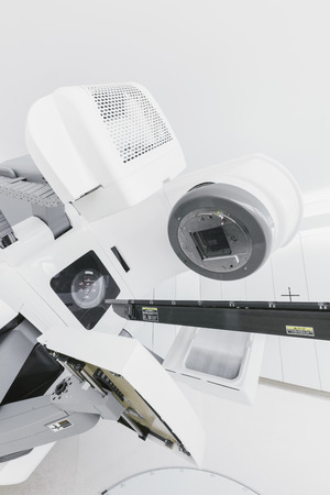 Medical linear accelerator in the therapeutic oncology