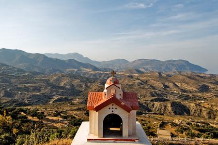 Greece Karpathos Island Village of Menetes