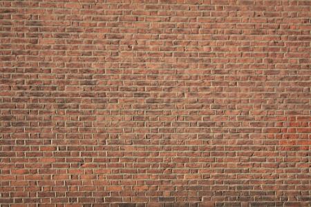 unaccessible: A brown brick wall