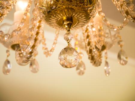Quiet room chandelier