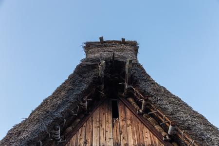 Historic Village of Shirakawago in Japan