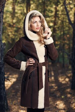 manteau de fourrure: Mode saisonnier