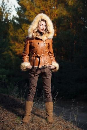 leather boots: Seasonal Fashion
