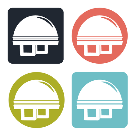shielding: Hockey helmet icon