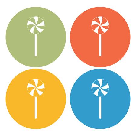 summer's: Lollipop icon