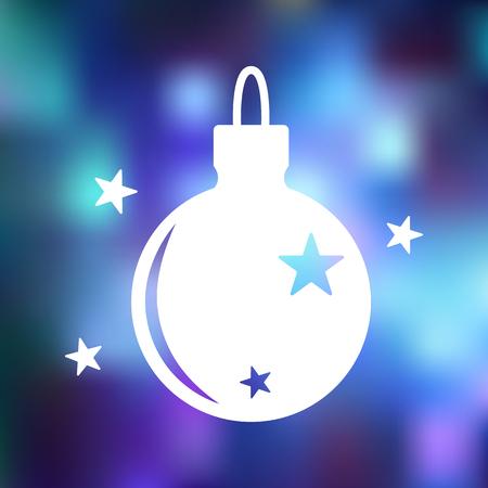 trinket: Christmas tree toy icon