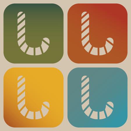 licorice sticks: Lollipop icon