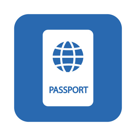 passport: Passport icon