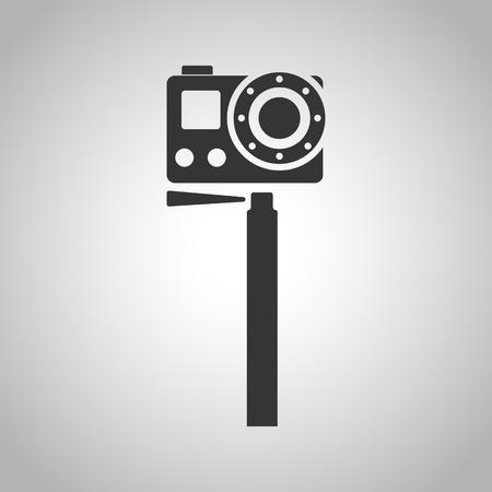 stick cam icon