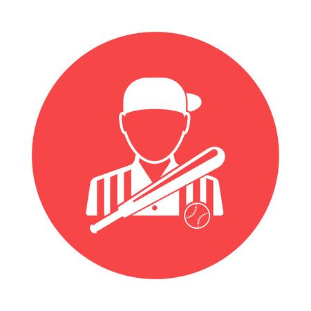 ballplayer: Ballplayer icon