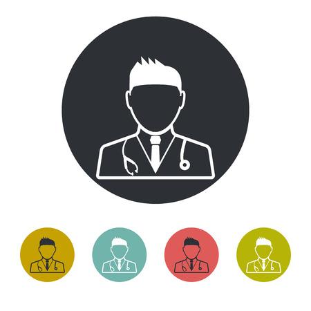 medics: Doctor icon