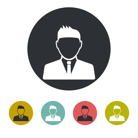 manager: Manager icon Illustration