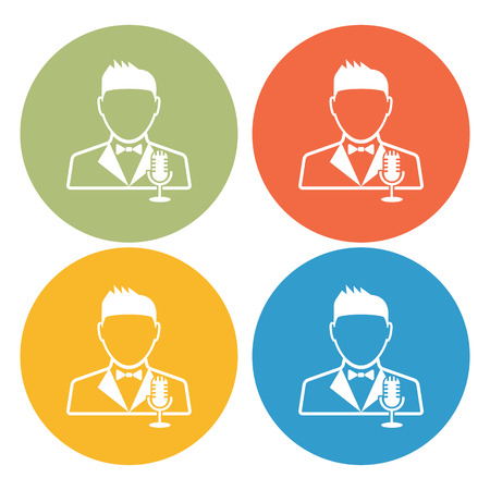 the showman: Showman icon
