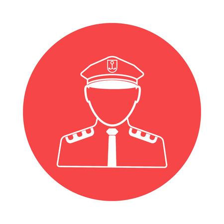 seaman: Captain of the ship icon