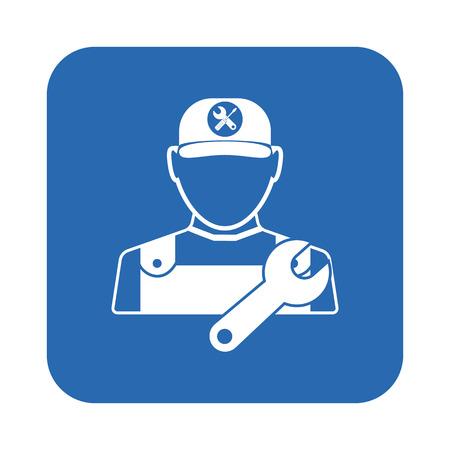mecanico: icono mecánico
