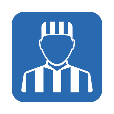 jailhouse: Prisoner icon Illustration