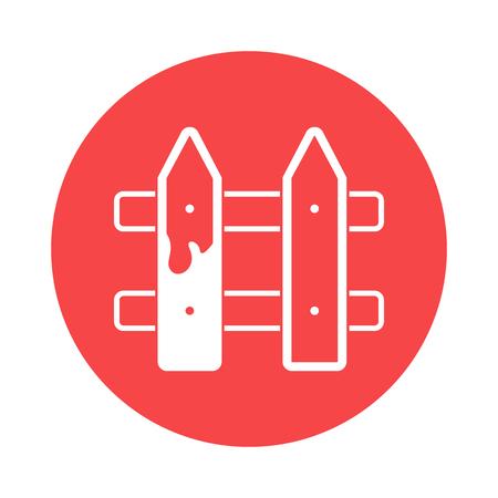 bucolic: Fence icon